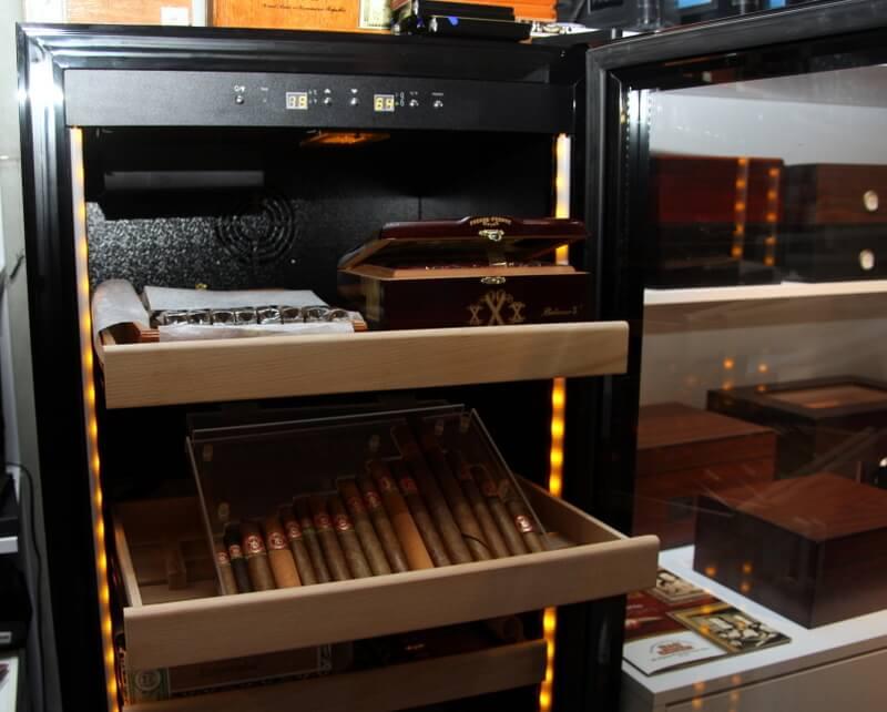 sigaren-klimaatkast